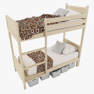 bed children max