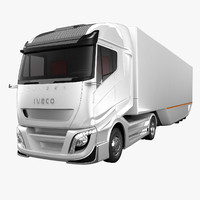 Iveco Glider 2011 with trailer