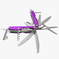 3d model leatherman juice xe6
