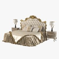 Giusti Portos Amadeus Bedroom