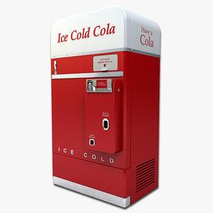 soda machine 3d 3ds