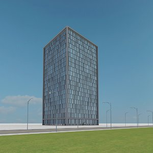 3d new skyscraper 03