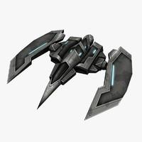 ship 1 3d model