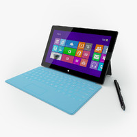Surface Pro 2 + Touch Cover 2