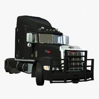 386 truck 3d lwo