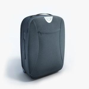 case suitcase t 3d max