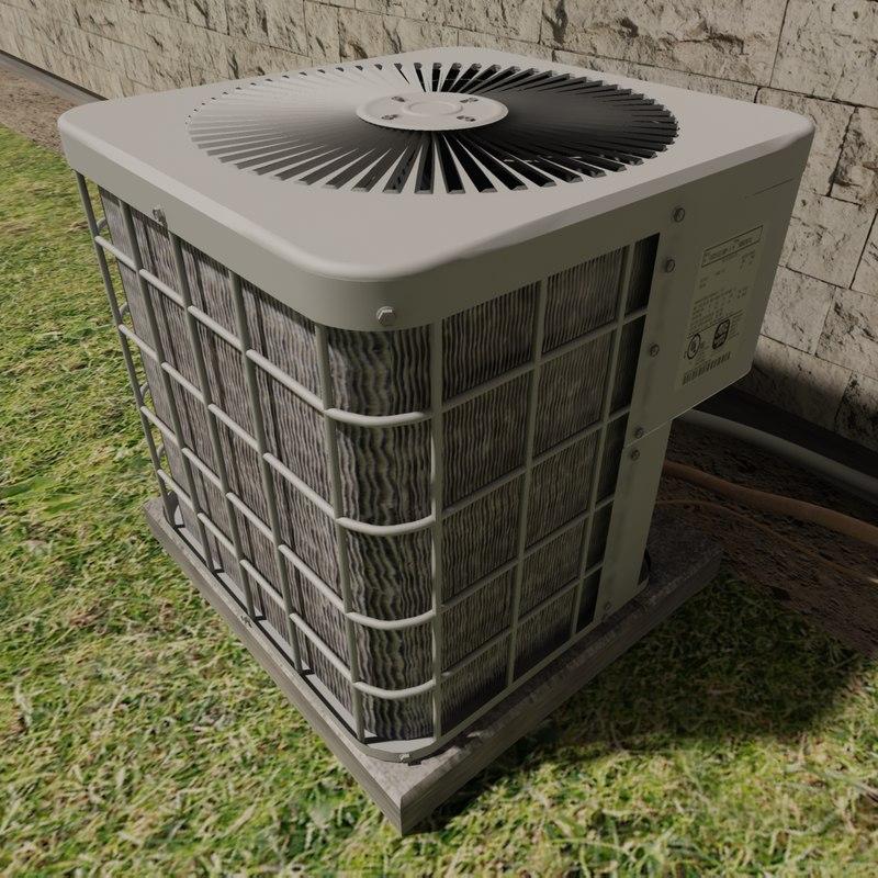 max air conditioning unit