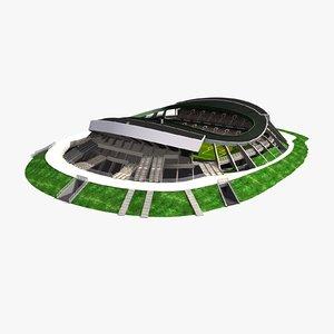 3d stade la stadium