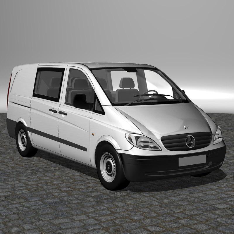 vito dualiner 2010 3d model