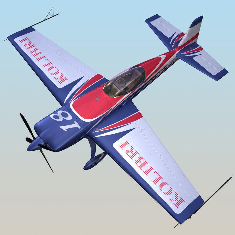 extra 300 acrobatic aircraft max