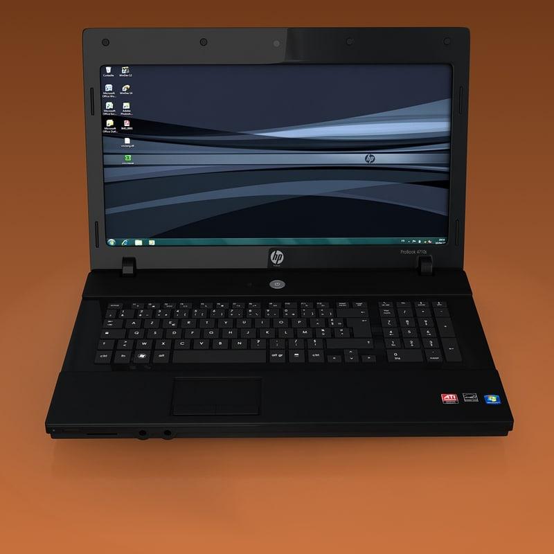 max hp probook laptop