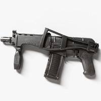 CP-3M Machine Gun