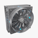 CPU cooler 3D models