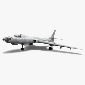 3d hong-6 bomber