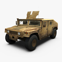 Humvee 01 - Hard Top