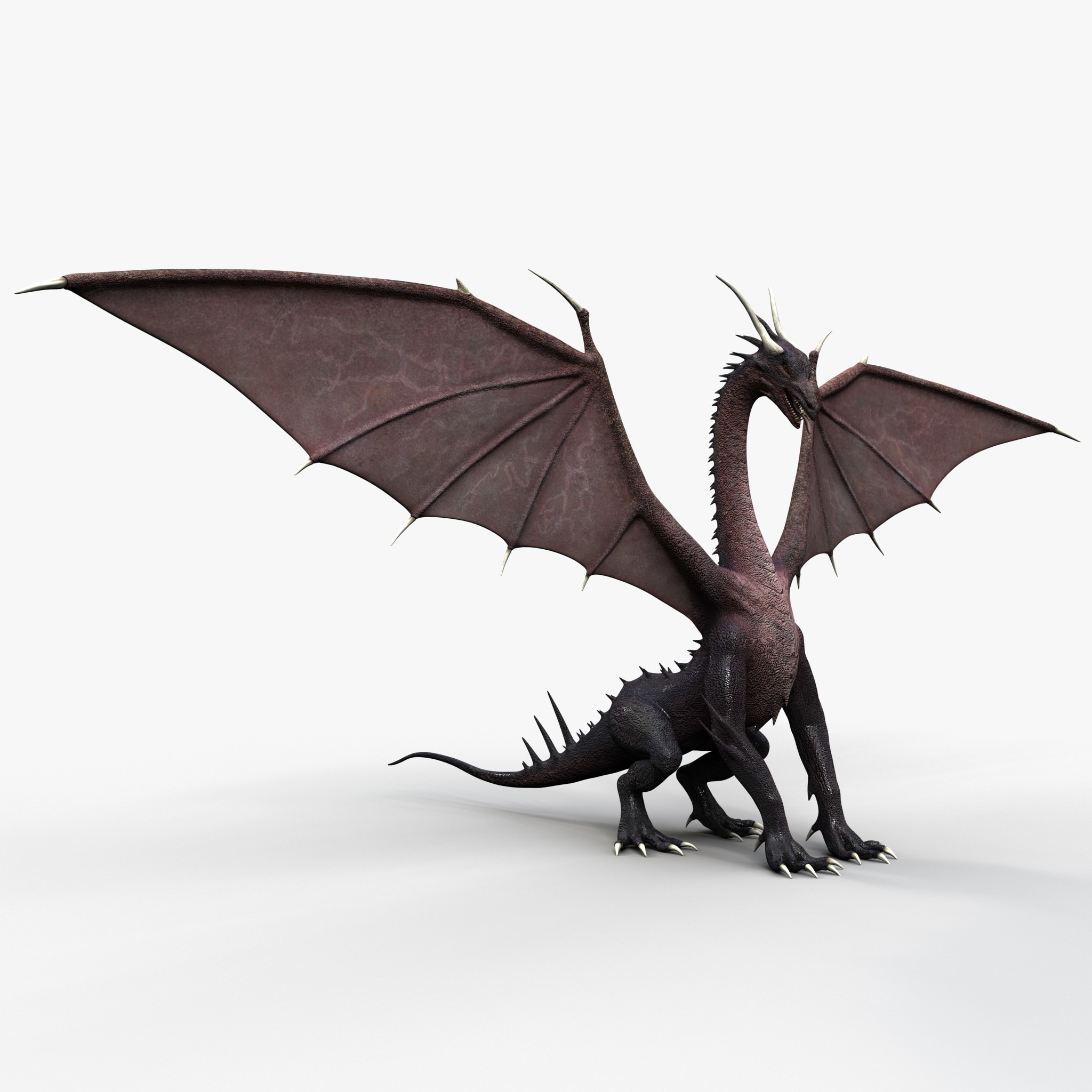 3ds max dragon 3