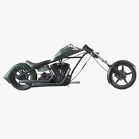 3ds occ chopper bike comanche