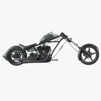 Comanche OCC Chopper Bike
