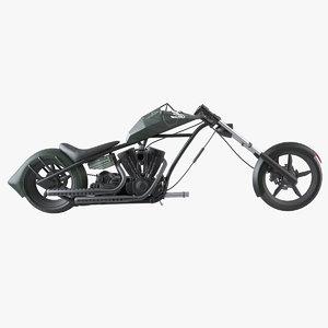 3ds occ chopper bike comanche