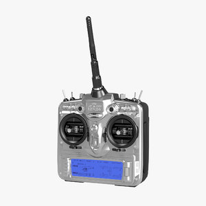 transmitter jr-12x dsm 3d 3ds