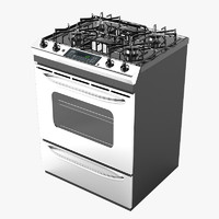 General Electric Kitchen Stove