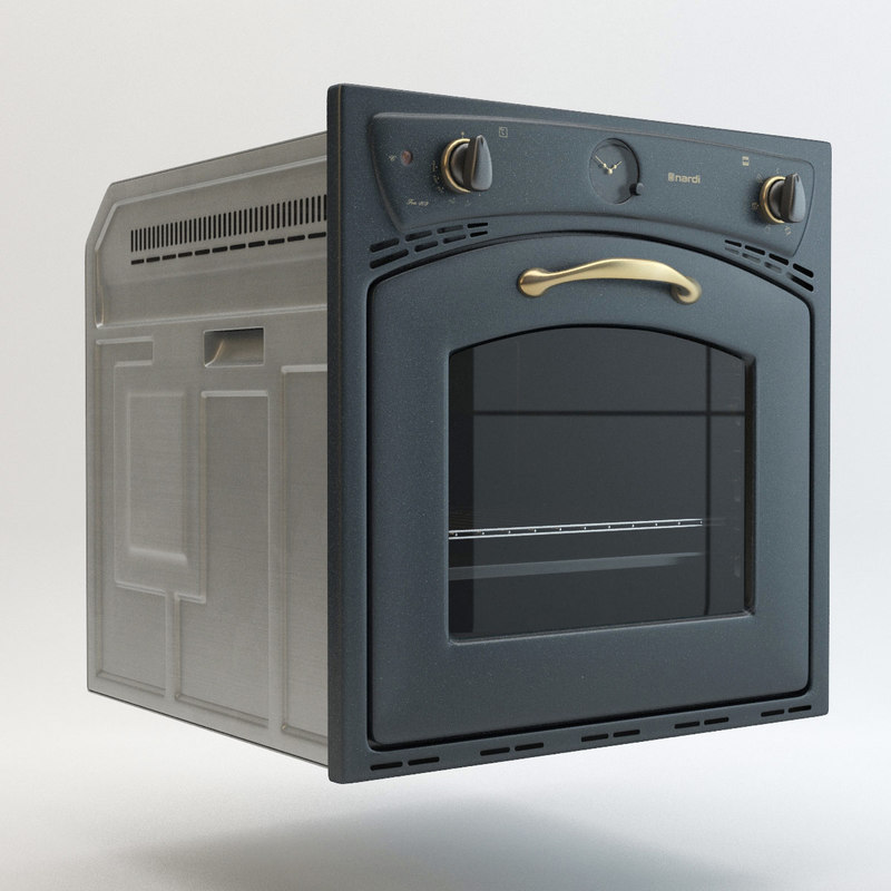 3ds max nardi frx 460 oven