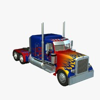 Peterbilt 389 (Optimus Prime)