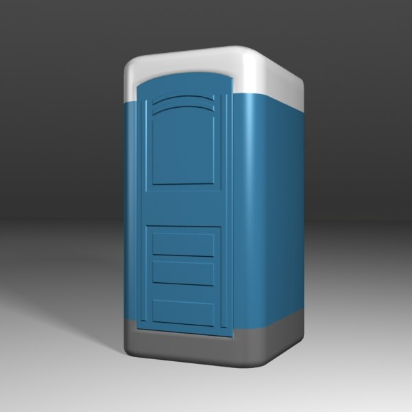 dxf porta potty