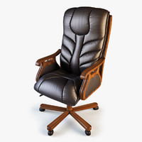 Executive Armchair