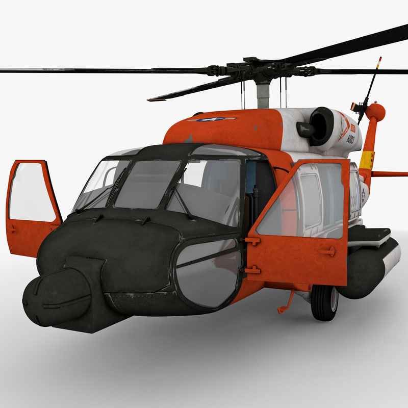 Sikorsky HH 60 JayHawk
