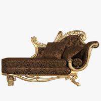 3d arredamenti abbondi chaise lounge