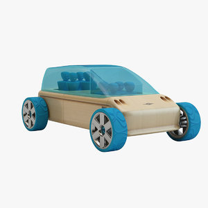 3d model - automoblox m9 sport