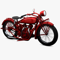 1920 Indian Motorcycle