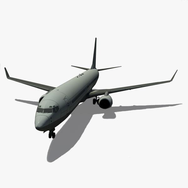 3ds b 737-900
