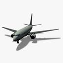 Boeing 737-600 3D models