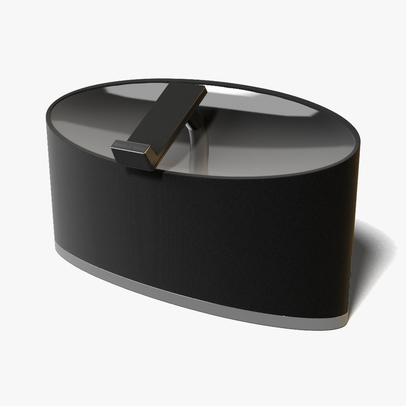 bowers wilkins zeppelin mini obj