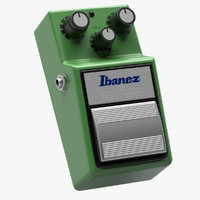 Ibanez Tube Screamer Guitar Effect Pedal
