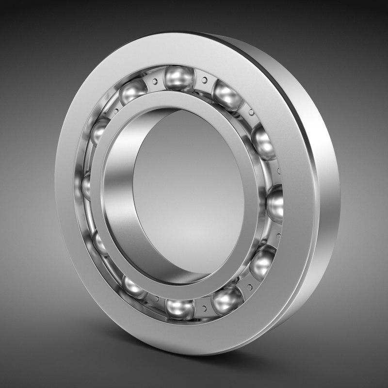 ball bearing obj