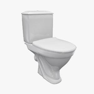vest wc sanfayans 3d model
