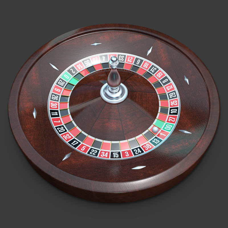 3d american roulette free