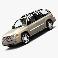 3d gmc envoy 2005 model