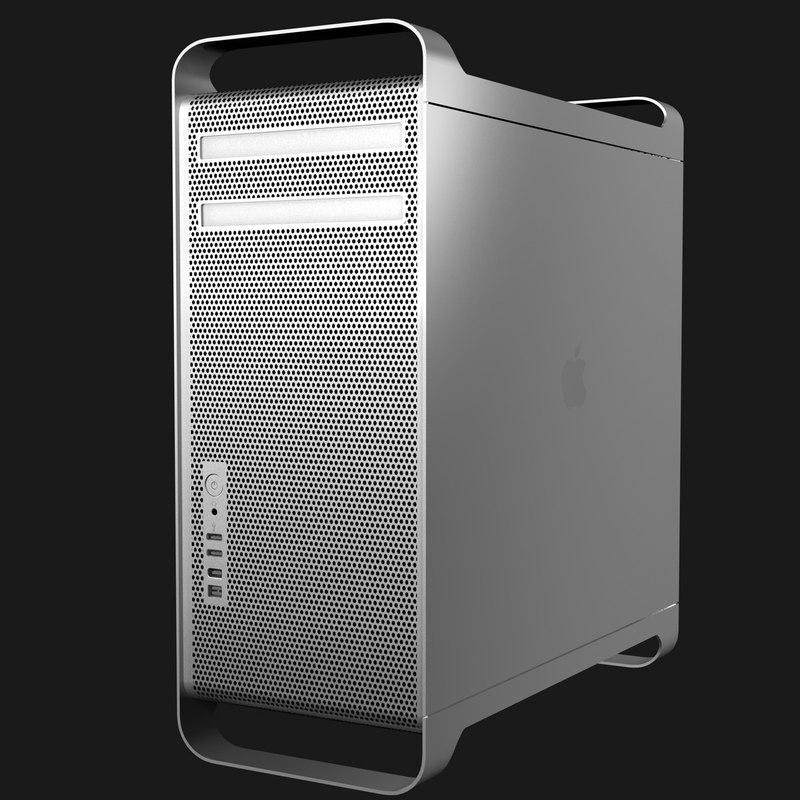 macpro 2008 3d 3ds