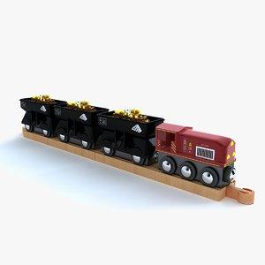 kids train toy max