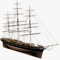 Cutty Sark Clipper