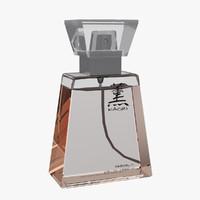 kaori parfum 3d max