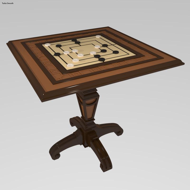 max gambling table