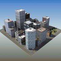 max office apartment city block