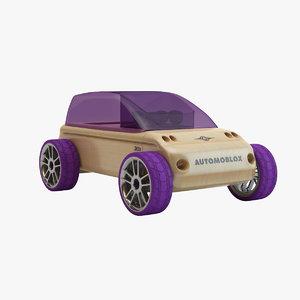 3d - automoblox x9 sport model