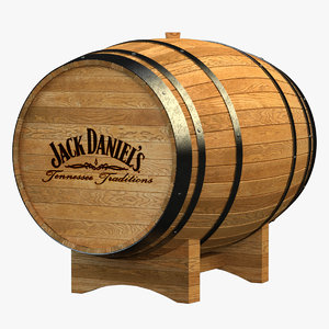 whiskey barrel 3ds