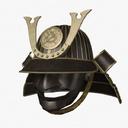 kabuto helmet 3D models